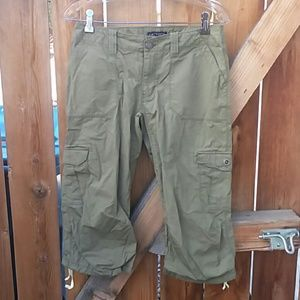 Arc'teryx cropped pants 6 hiking outdoor casual